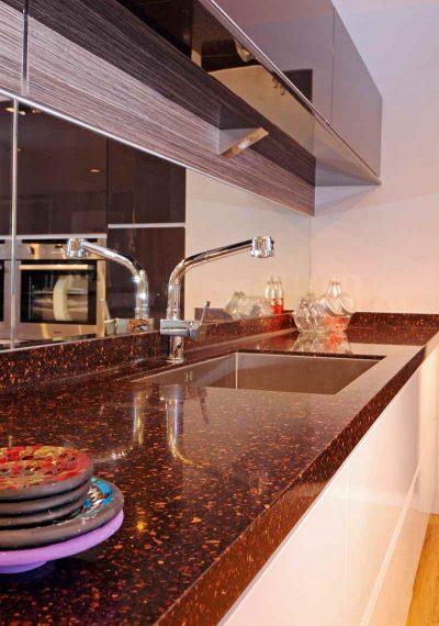 Quentus Quartz Kitchen Silestone Stone