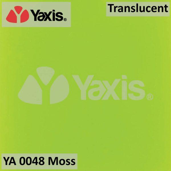 YA 0048-green-translucent-solid surface-quartz-stone