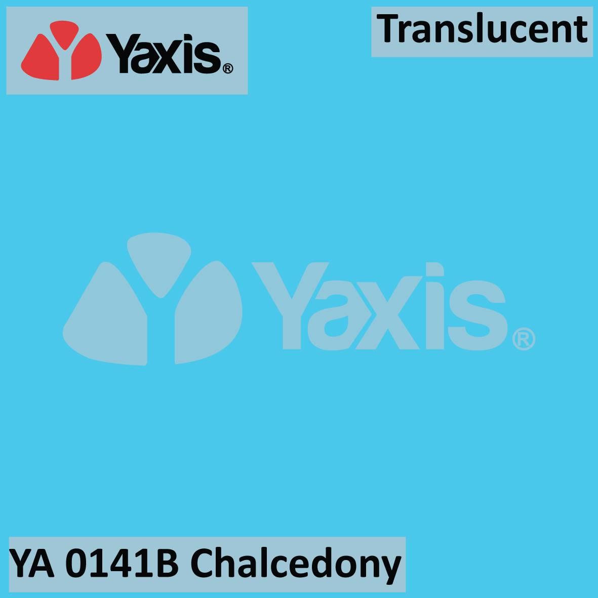 YA 0141B-chalcedony-light blue-translucent-solid surface-quartz-stone