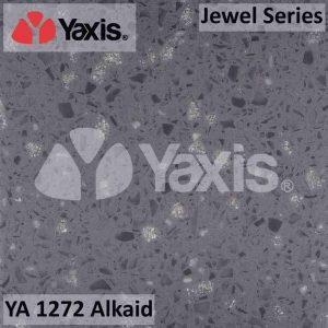 YA 1272-Alkaid-grey solid surface- grey quartz- grey stone