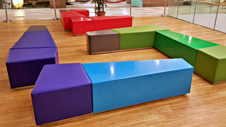 Yaxis Solid Surface Colourful Child Friendly MyTown