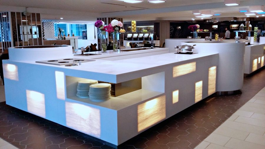 Yaxis Hotel Buffet Food Counter Westin Langkawi