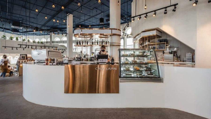 Yaxis-YA0047-Solid-Surface-Coffee-Counter-Bangkok-Cafe