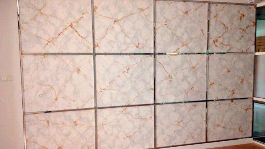 Yaxis YA9049 Soothing Solid Surface Wall Cladding Bangkok
