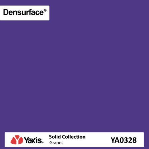 YA0328 Grapes Solid Surface Purple