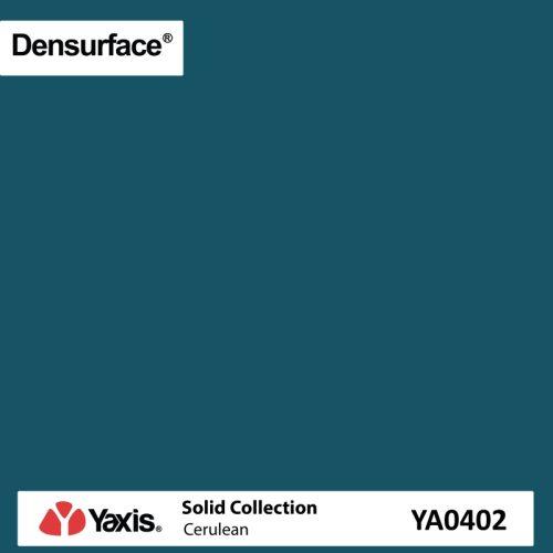 YA0402 Cerulean Solid Surface Bluish Green